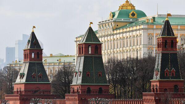 Moskiewski Kreml - Sputnik Polska