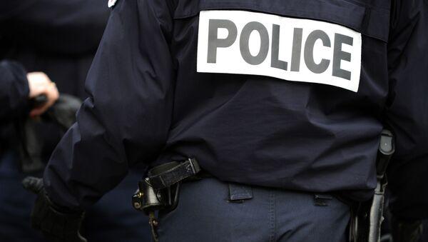 Policjant we Francji  - Sputnik Polska