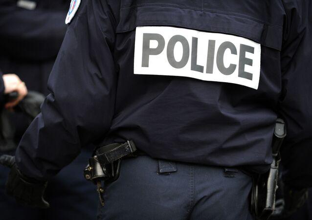 Policjant we Francji