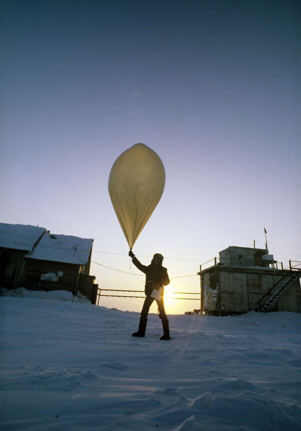 Arktyczna stacja polarna - Sputnik Polska