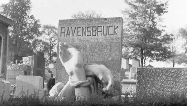 Pomnik ofiar obozu koncentracyjnego Ravensbrück - Sputnik Polska