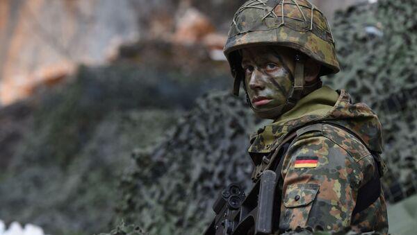 Niemcy mają obecnie najmniejszą armię w historii - Sputnik Polska