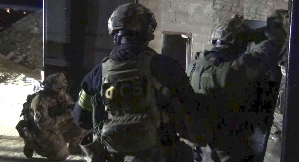 Operacja specjalna FSB