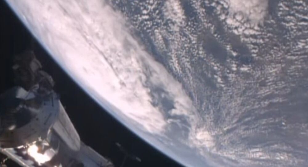 NASA pokazała, jak cyklon Debbie wygląda z kosmosu