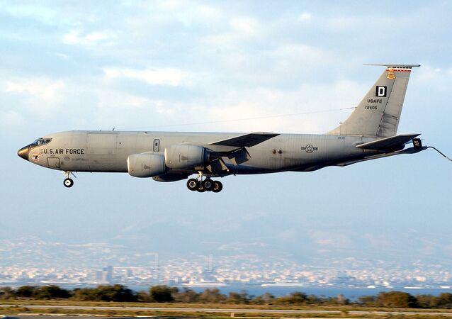 Boeing KS-135 Stratotanker
