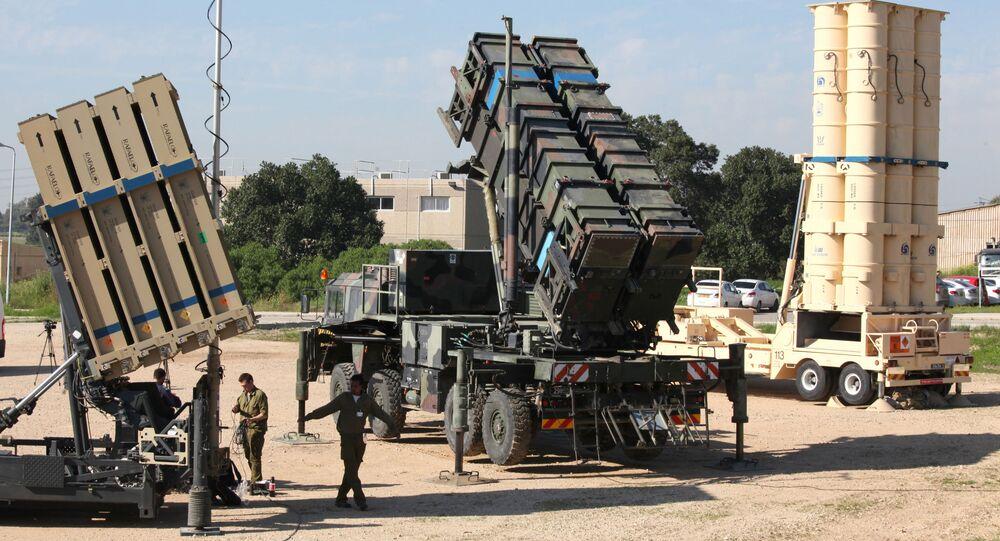 System obrony przeciwrakietowej Patriot MIM-104A