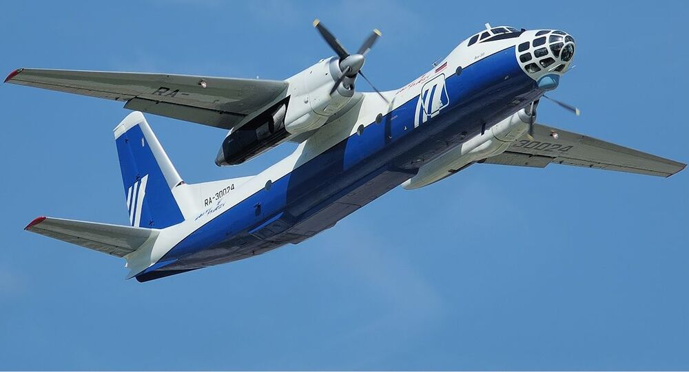 Samolot Аn-30
