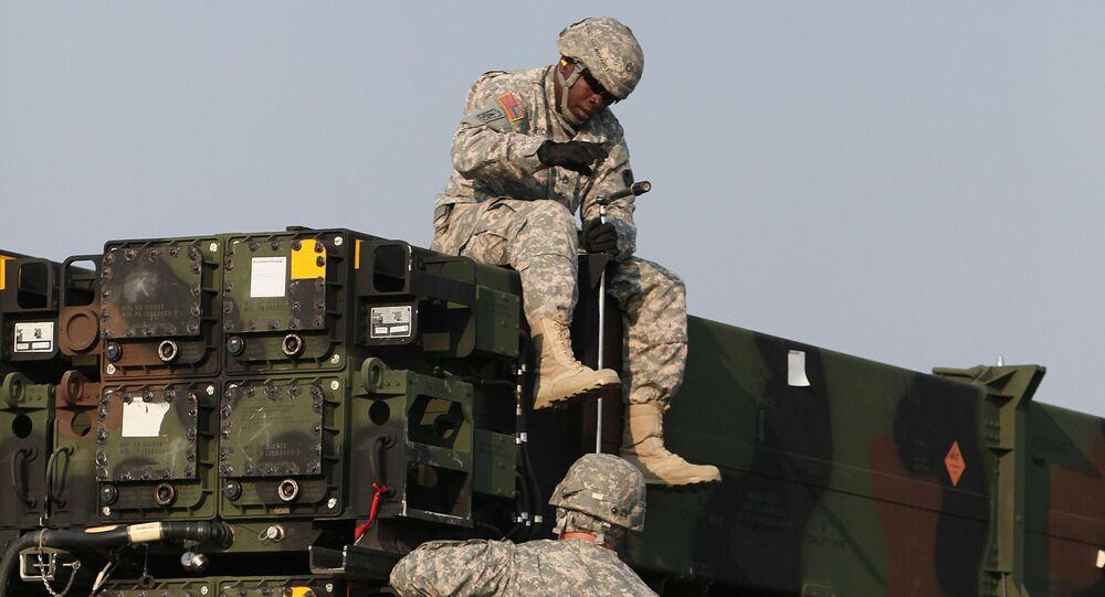 Amerykańska technika wojskowa w Polsce