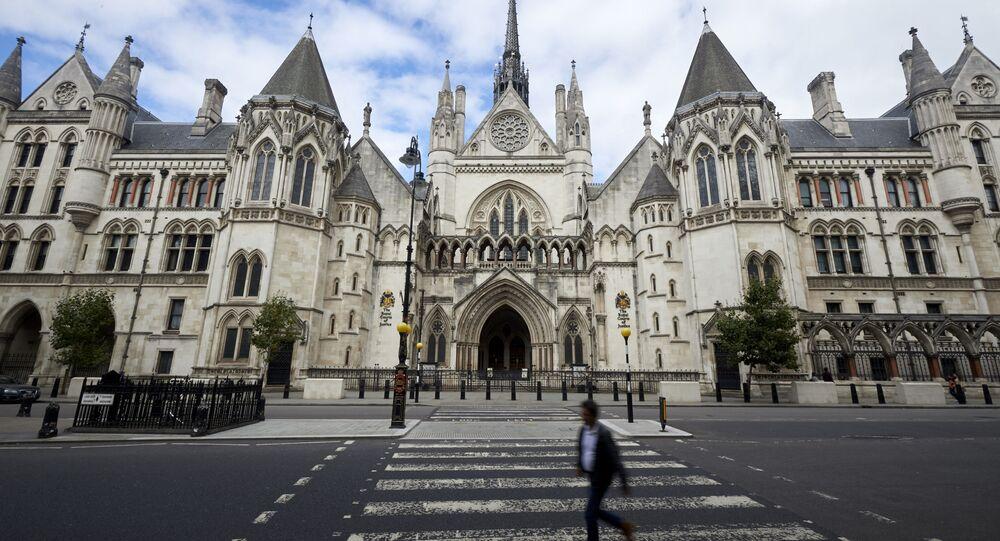 Wysoki Trybunał w Londynie