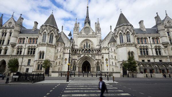 Wysoki Trybunał w Londynie - Sputnik Polska