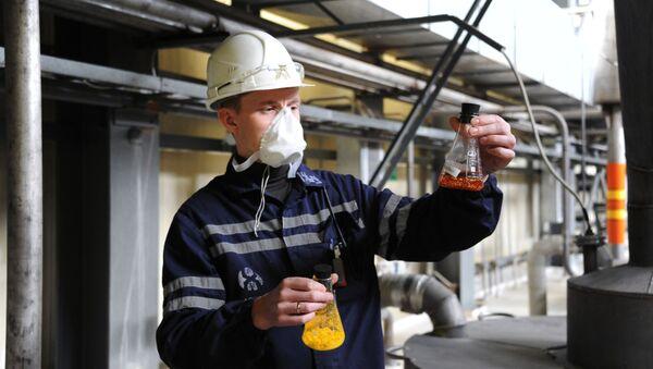 Spółka akcyjna Khiahda jest najbardziej nowoczesnym i perspektywicznym przedsiębiorstwem górniczego pionu Rosatomu - Sputnik Polska