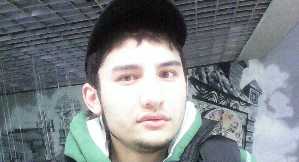 Domniemany wykonawca zamachu w Petersburgu Akbarżon Dżalilow
