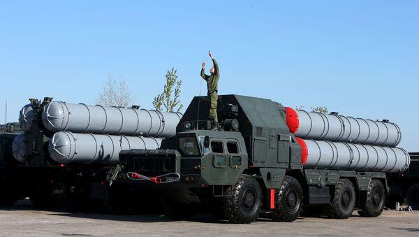 Dyslokacja sprzętu wojskowego Floty Bałtyckiej w Kaliningradzie - Sputnik Polska