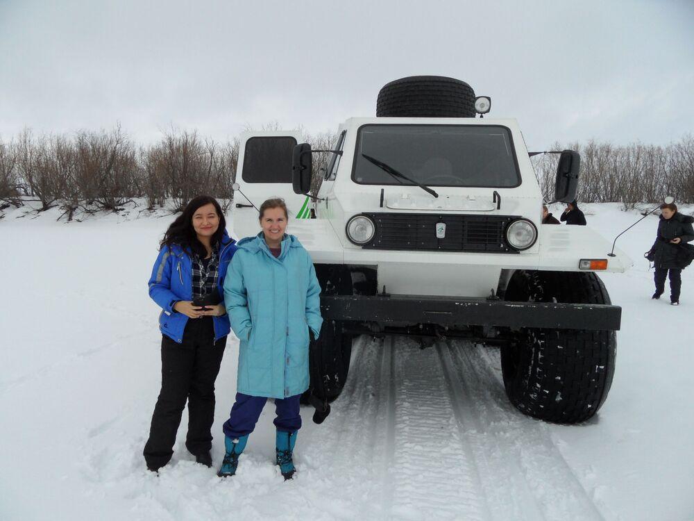 Jednak w warunkach zimowych droga może zająć nawet trzy godziny.