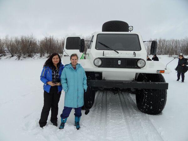 Jednak w warunkach zimowych droga może zająć nawet trzy godziny. - Sputnik Polska