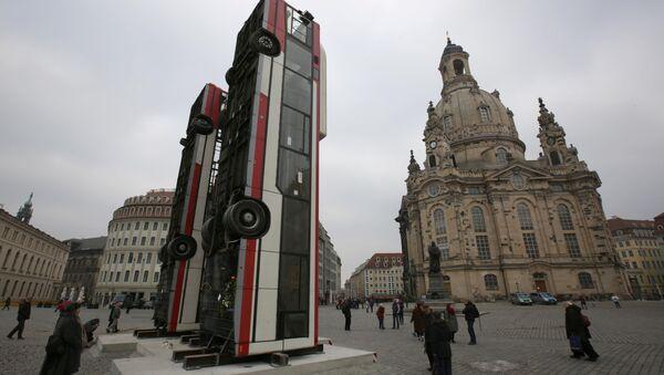 Centrum Drezna - Sputnik Polska