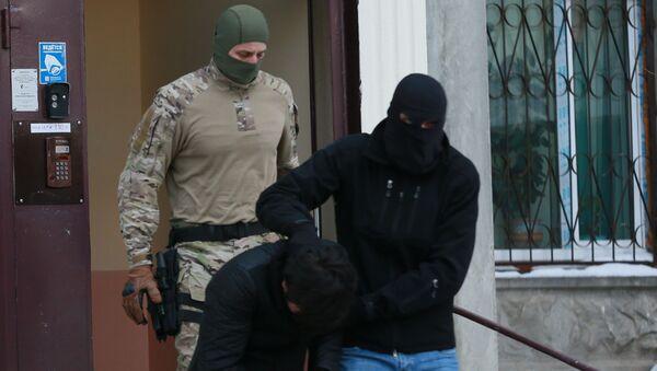 Akcja FSB - Sputnik Polska