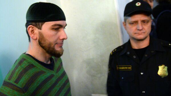 Proces w sprawie zabójstwa Borysa Niemcowa, Szadid Gubaszew - Sputnik Polska