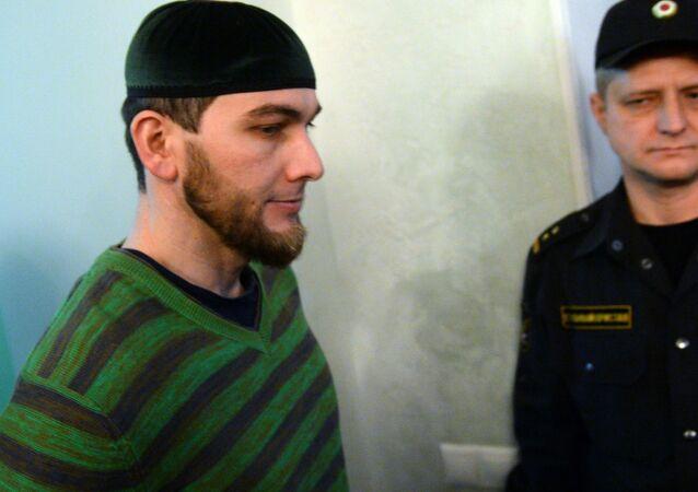 Proces w sprawie zabójstwa Borysa Niemcowa, Szadid Gubaszew
