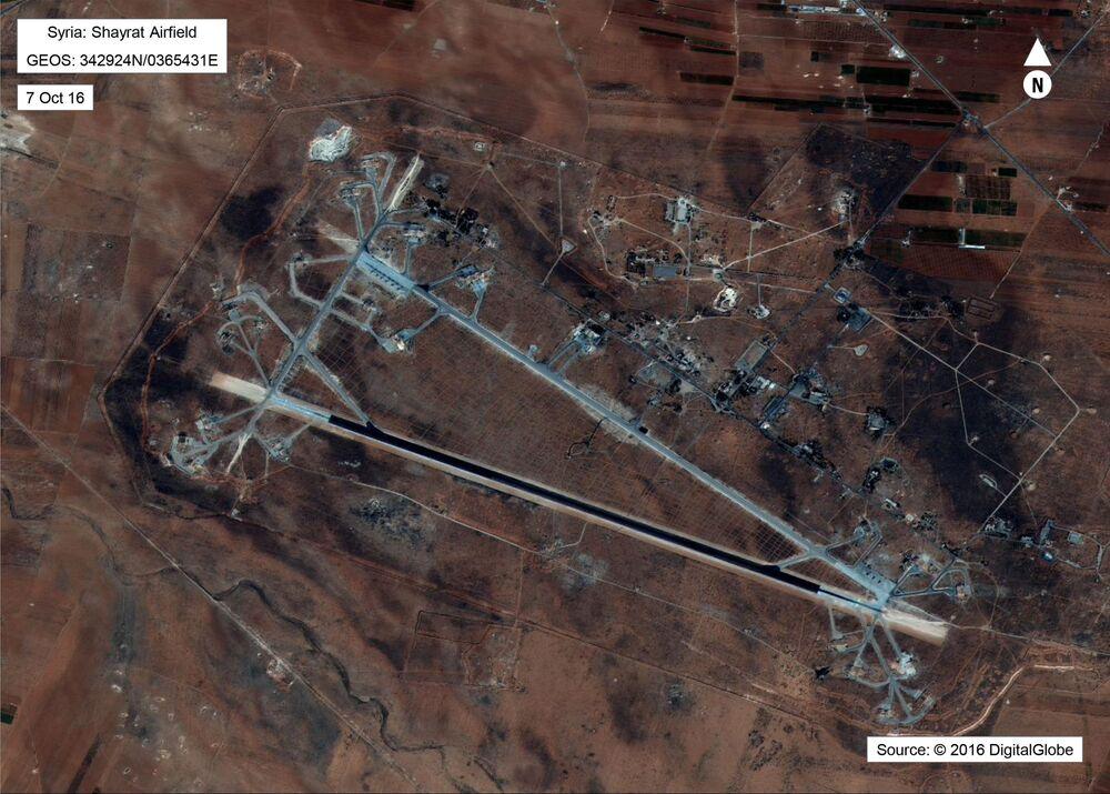 Amerykańskie ministerstwo obrony opublikowało moment wystrzelenia rakiet