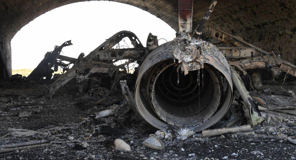 Skutki ataku rakietowego USA na bazę Szarjat