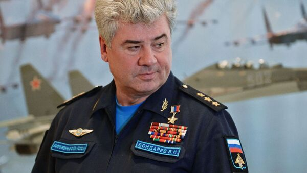 Generał Wiktor Bondariew - Sputnik Polska