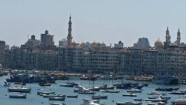 Alexandria, Egypt - Sputnik Polska