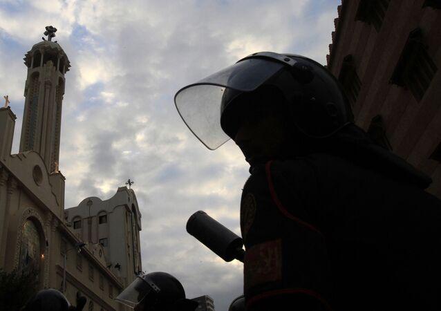 Policja w Aleksandrii
