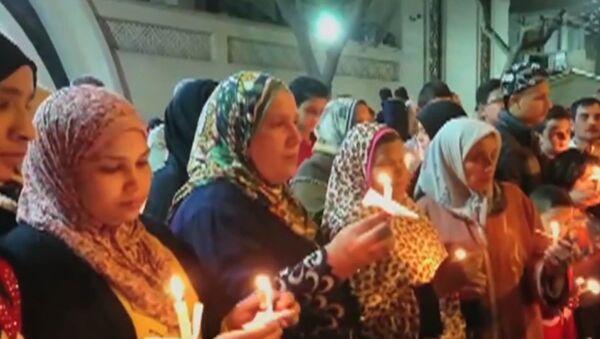 Zamach w Egipcie zjednoczył w bólu muzułmanów i chrześcijan - Sputnik Polska