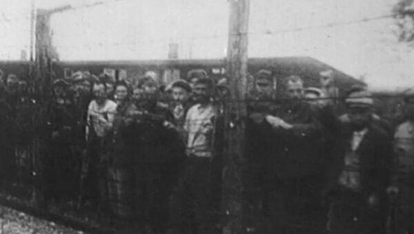 Międzynarodowy Dzień Wyzwolenia Więźniów Faszystowskich Obozów Koncentracyjnych - Sputnik Polska