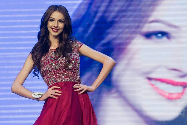 """Uczestniczka konkursu """"Miss Republiki Krymu 2017"""". - Sputnik Polska"""