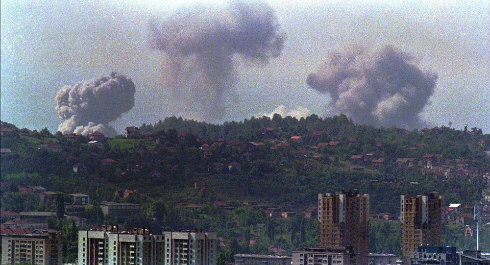Operacja wojskowa NATO w Jugosławii została przeprowadzona między 24 marca i 20 czerwca 1999 roku