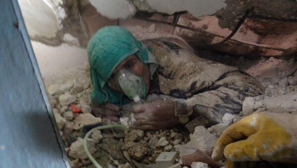 Będą nowe prowokacje z bronią chemiczną w Syrii - Sputnik Polska