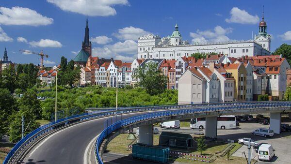 Szczecin - Sputnik Polska