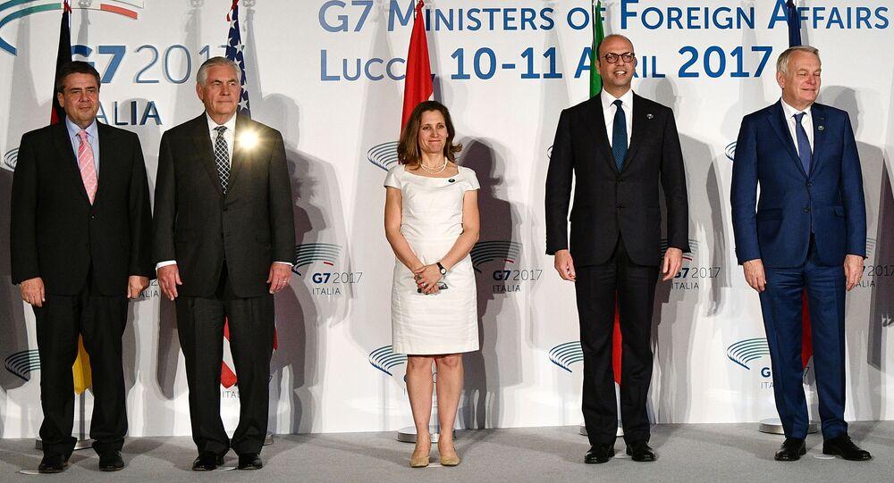 Szczyt G7 2017