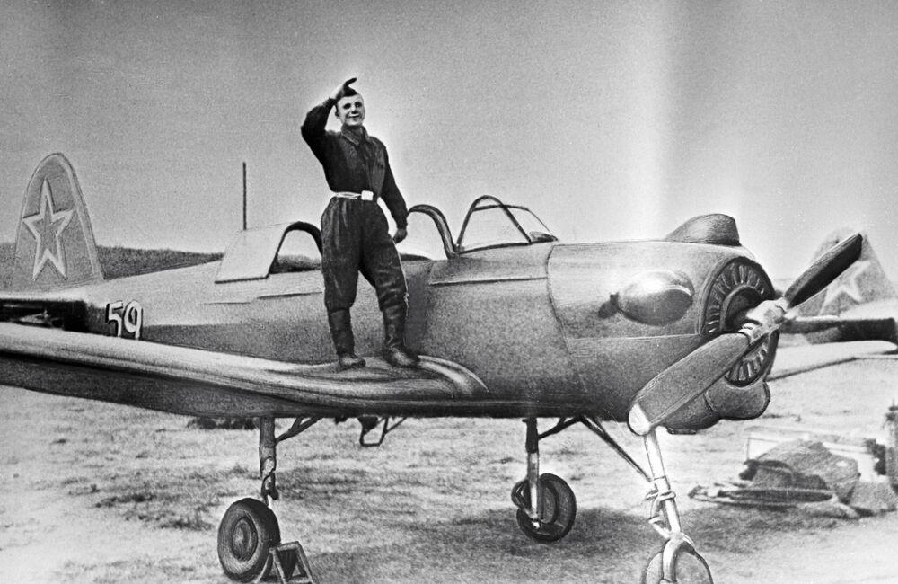 Kursant Jurij Gagarin, Orenburg