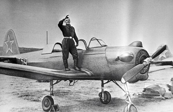 Kursant Jurij Gagarin, Orenburg - Sputnik Polska