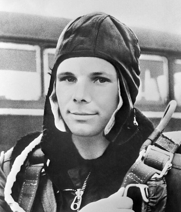 Jeden z kandydatów na kosmonautę Jurij Gagarin - Sputnik Polska