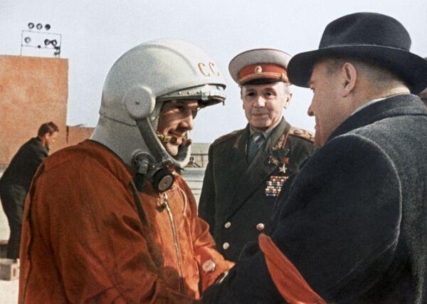Przed startem... - Sputnik Polska