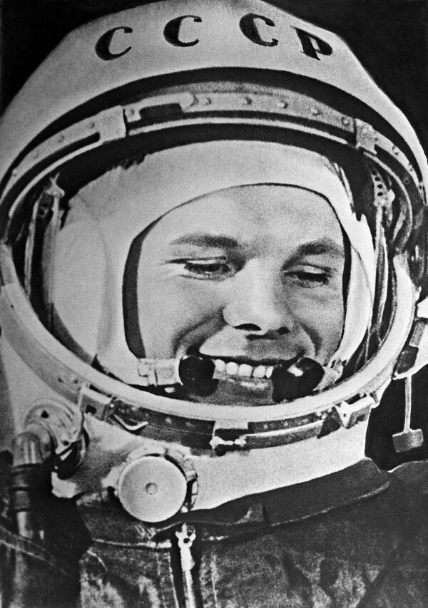 Pierwszy kosmonauta Ziemi Jurij Gagarin - Sputnik Polska