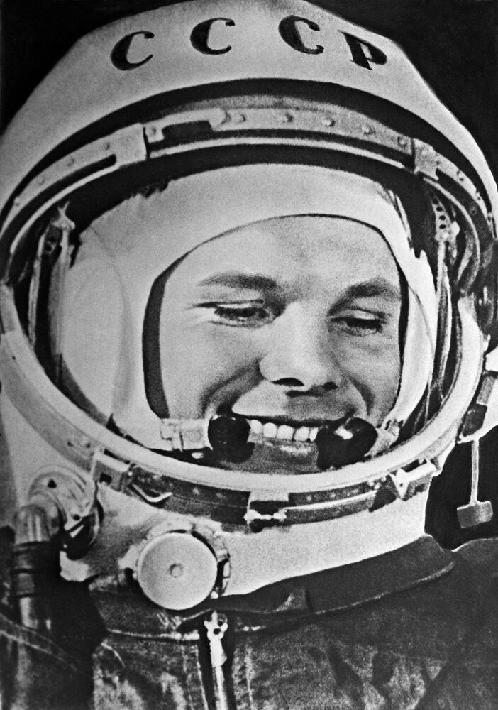 Pierwszy kosmonauta Ziemi Jurij Gagarin