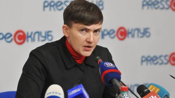 Nadieżda Sawczenko - Sputnik Polska