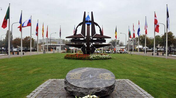 Siedziba NATO w Brukseli - Sputnik Polska