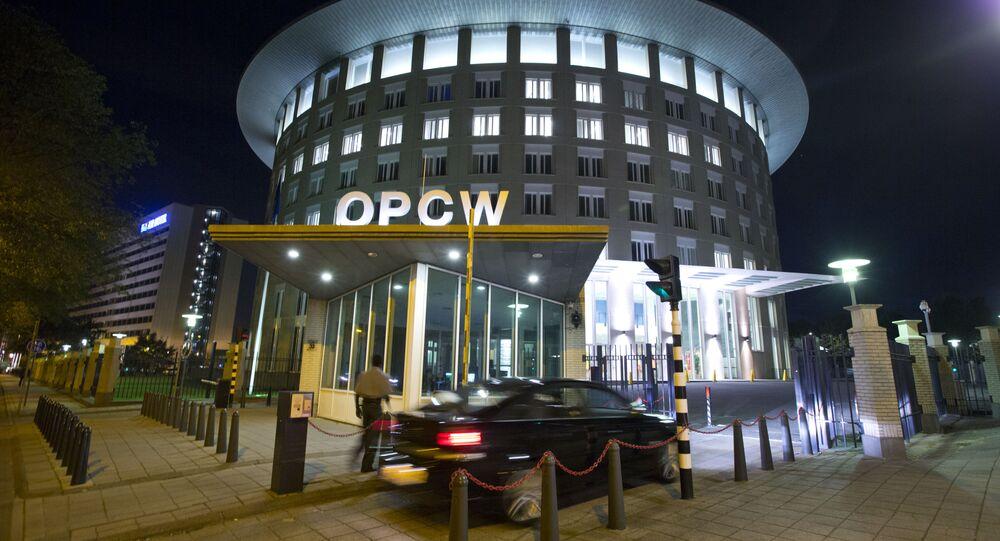 Organizacja ds. Zakazu Broni Chemicznej (OPCW)