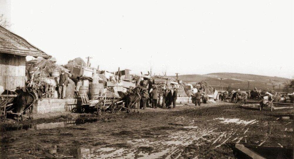 Akcja Wisła, 1946 r.