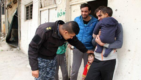 Mosul, Irak - Sputnik Polska