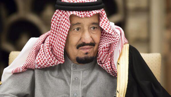 Salman bin Abdulaziz al-Saud - Sputnik Polska