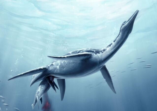Narodziny pleziozaura