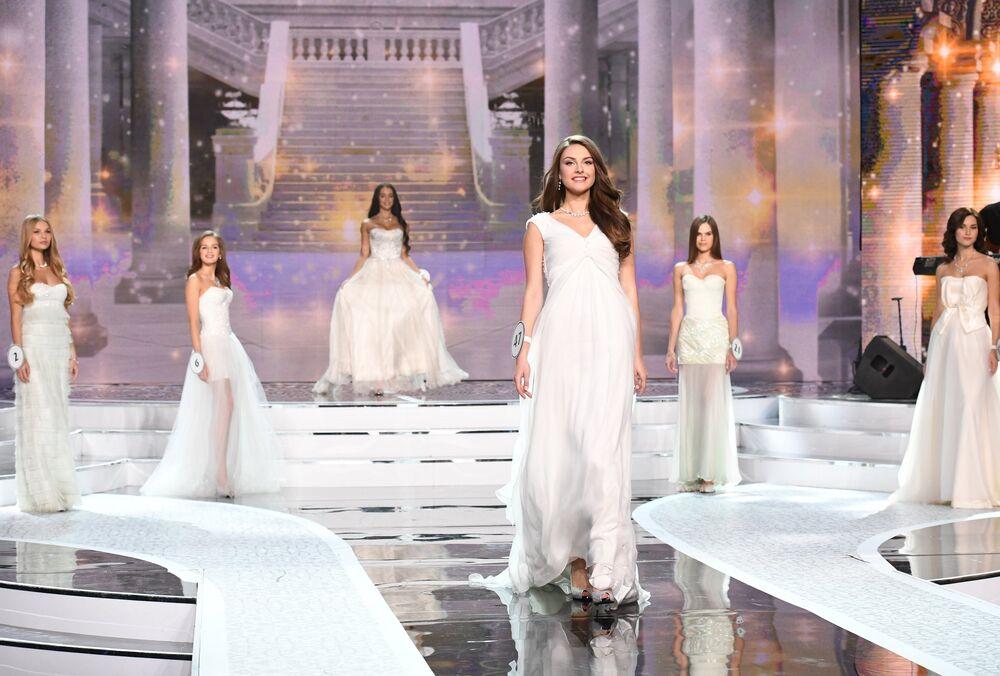 Piękna strona Miss Rosji 2017
