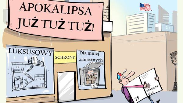 Bunkrów nie ma, ale... - Sputnik Polska